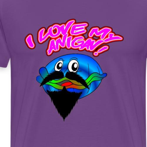 I Love my Anigav - Men's Premium T-Shirt