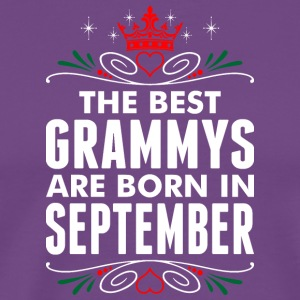 The Best Grammys Are Born In September - Men's Premium T-Shirt