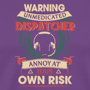 Dispatcher Tshirt - Men's Premium T-Shirt