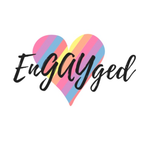 EnGAYged - Men's Premium T-Shirt