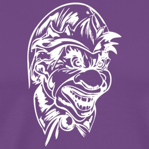 EVIL_CLOWN_38_white - Men's Premium T-Shirt