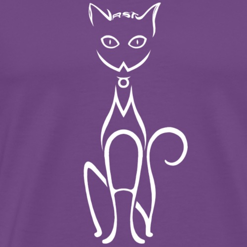 Nasty Woman Pussycat - Men's Premium T-Shirt