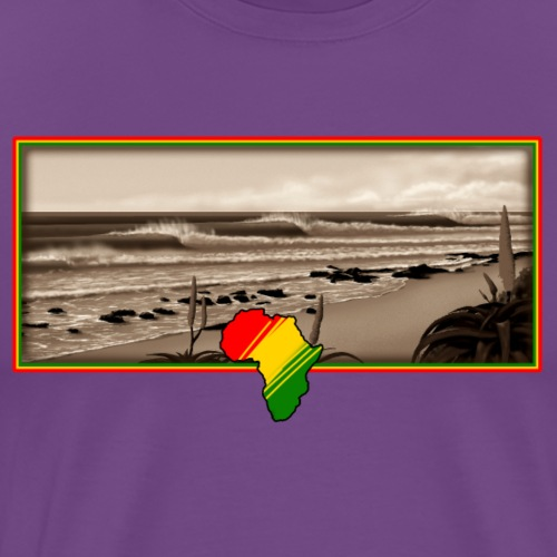 supers rasta T - Men's Premium T-Shirt