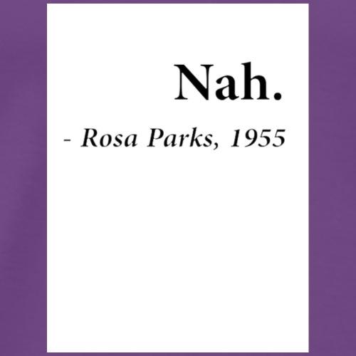 Rosa Parks - Men's Premium T-Shirt