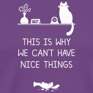 Nice Things - Men's Premium T-Shirt