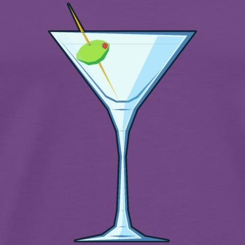 Martini Time - Men's Premium T-Shirt