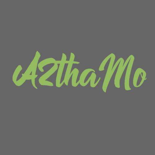 A2thaMo Lime Logo - Men's Premium T-Shirt