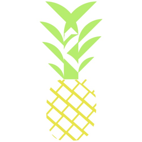 Pineapple flavor - Men's Premium T-Shirt