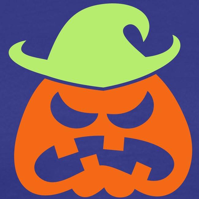 Angry Halloween Scarecrow