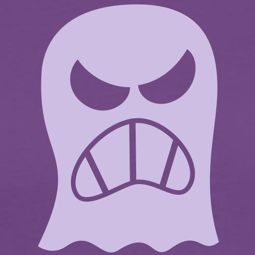Angry Halloween Ghost - Men's Premium T-Shirt