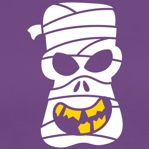Naughty Halloween Mummy - Men's Premium T-Shirt