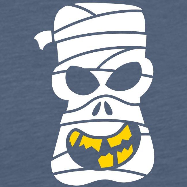 Naughty Halloween Mummy
