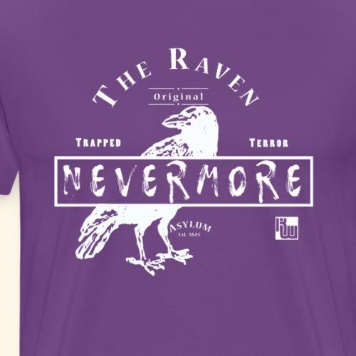 The Raven Asylum (White Print)