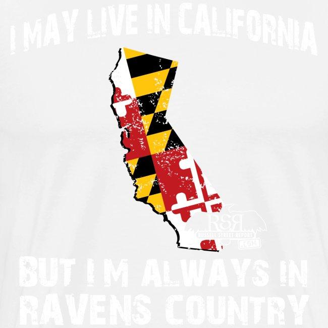 RavensCountryTee California 02 png