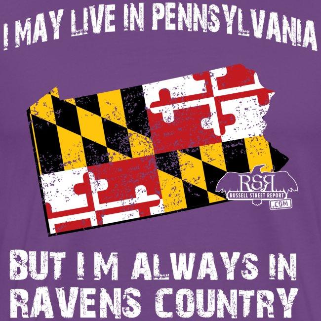 RavensCountryTee Pennsylvania 03 png