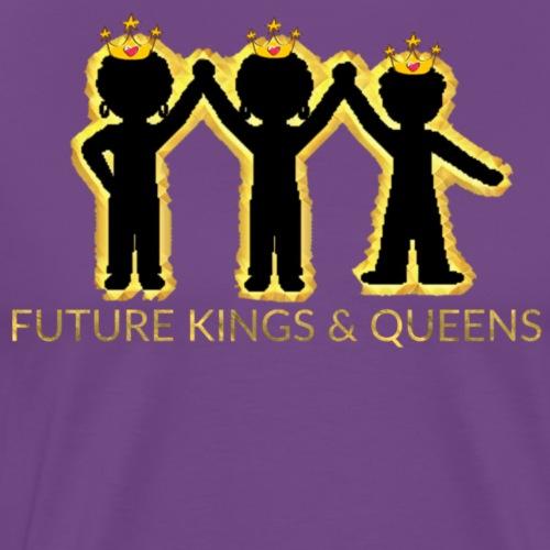 FUTURE KINGS AND QUEENS KIDS - Men's Premium T-Shirt