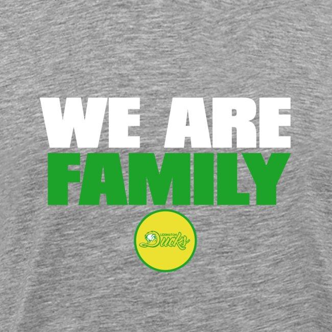 We Family Ducks