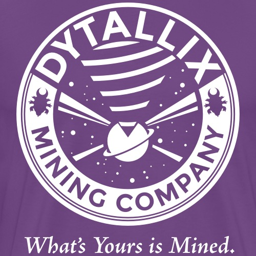 Star Trek - Dytallix - Men's Premium T-Shirt