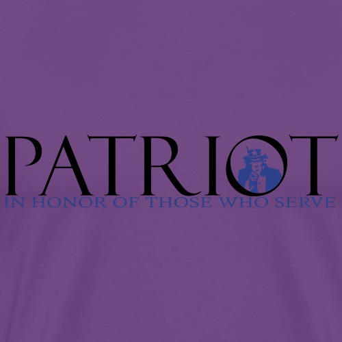 PATRIOT_SAM_USA_LOGO - Men's Premium T-Shirt
