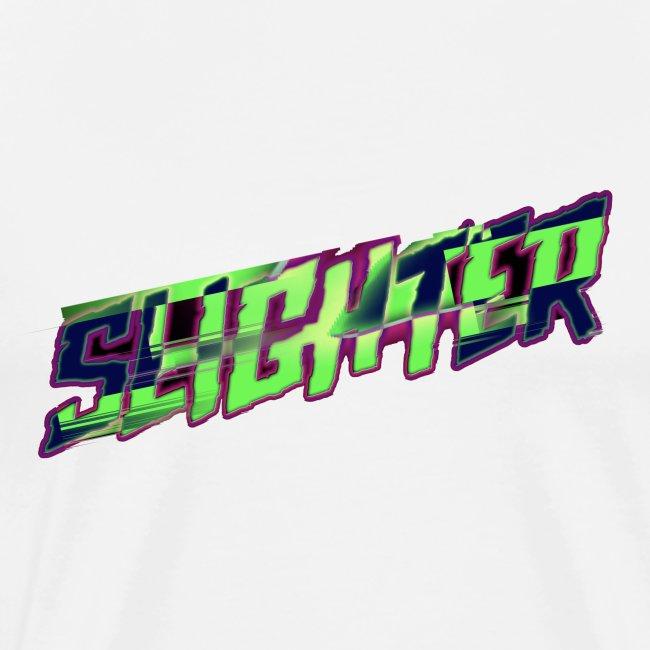 Retro Logo Glitch