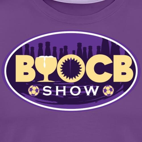 BYOCB Purple Logo - Men's Premium T-Shirt