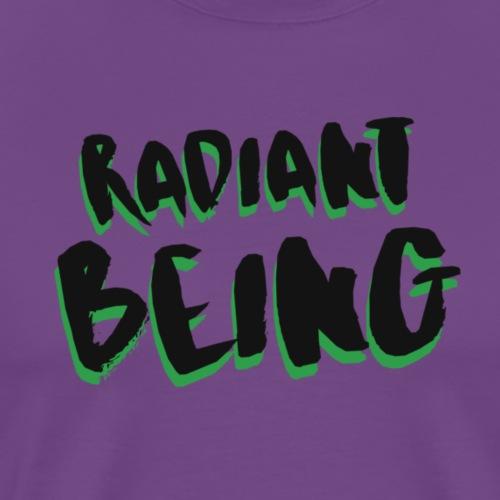 Radiant Being - Men's Premium T-Shirt