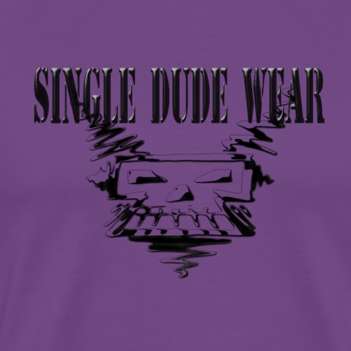 SDW Skull Big - Men's Premium T-Shirt