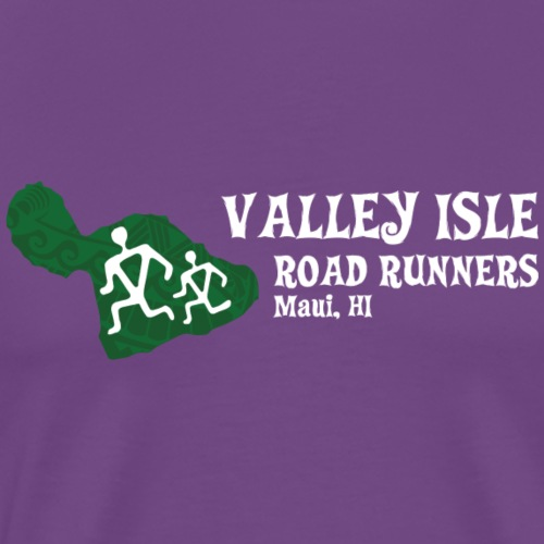 Valley Isle Road Runners - Men's Premium T-Shirt