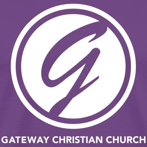 GATEWAY CHRISTIAN CHURCH - Men's Premium T-Shirt