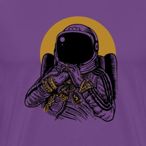 Space Dee Jay - Men's Premium T-Shirt