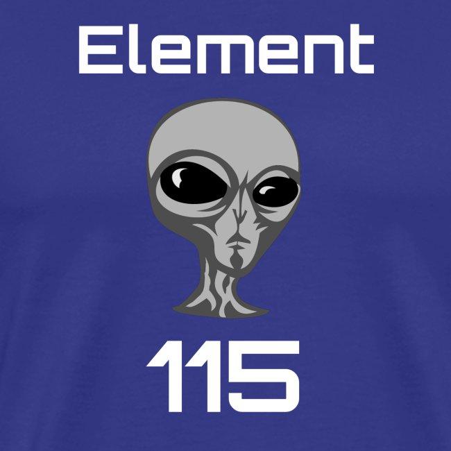 Element 115 Moscovium Alien Fuel