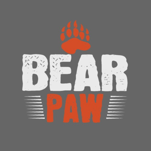 Bear paw - Men's Premium T-Shirt