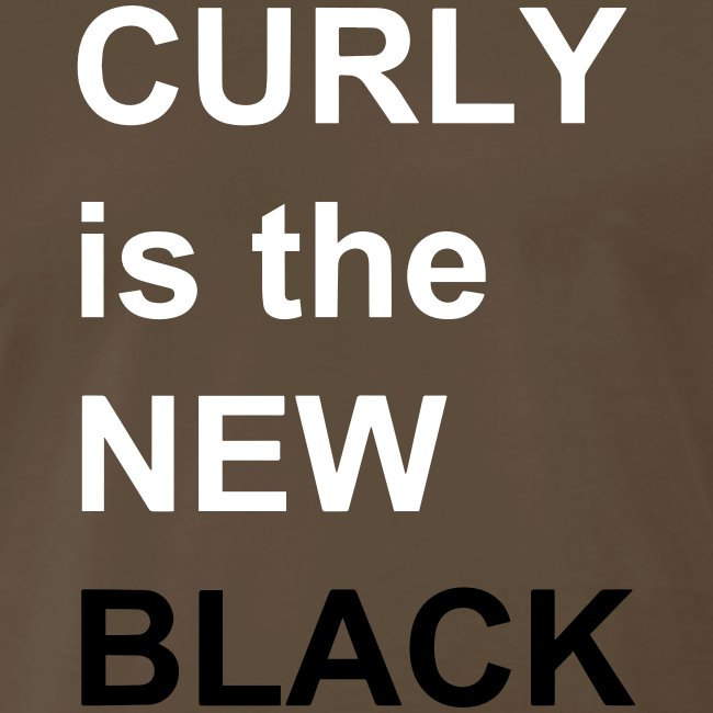 Curly is the NEW Black