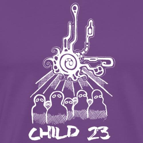 child 23 - Men's Premium T-Shirt