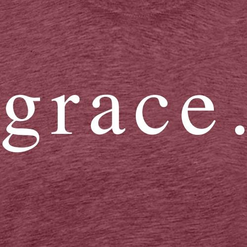 Grace. - Men's Premium T-Shirt