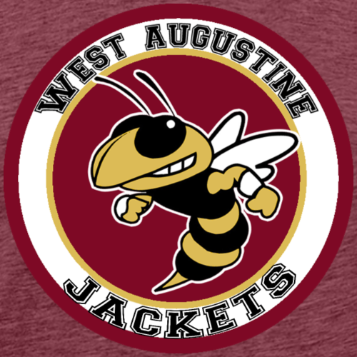 West Augustine Jackets logo - Men's Premium T-Shirt