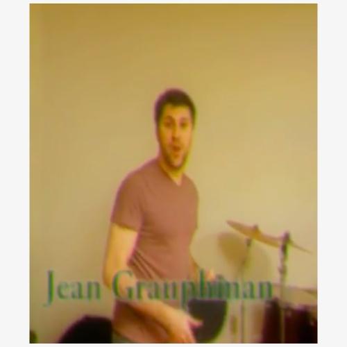 jean grauphman - Men's Premium T-Shirt