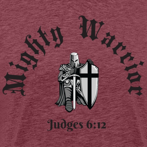 Mighty Warrior - Men's Premium T-Shirt