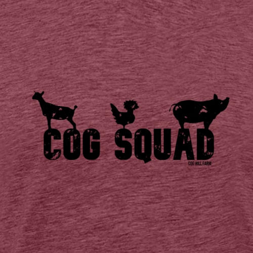 Cog Squad - Men's Premium T-Shirt