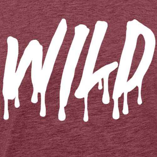 WILDlogosmooth - Men's Premium T-Shirt