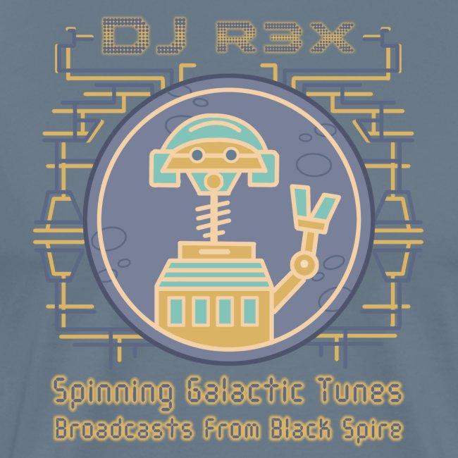 Galactic Tunes - DJ R3X