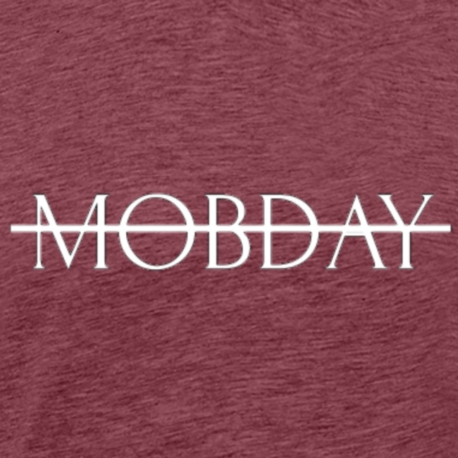 Mobday Cross Out Logo