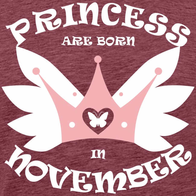 Princess Are Born In November