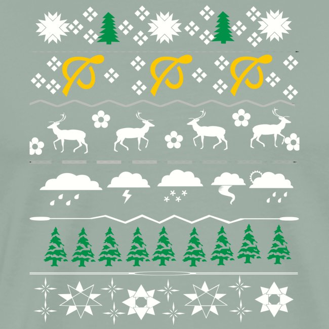 Ugly Christmas Design HOLIDAY SEASON
