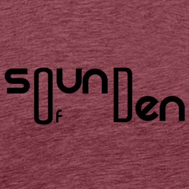 Soundofden Classical Black Logo