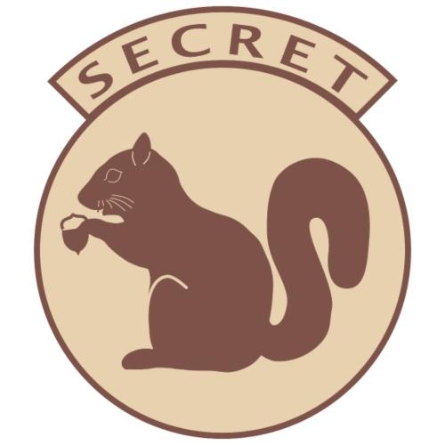 Secret Squirrel 2005, DCU - Men's Premium T-Shirt