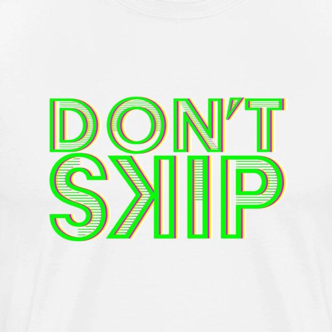 Dont Skip Logo