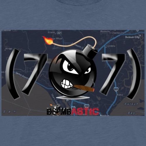 707 - Men's Premium T-Shirt