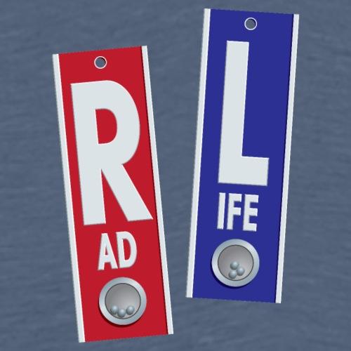 Rad Life Markers - Men's Premium T-Shirt
