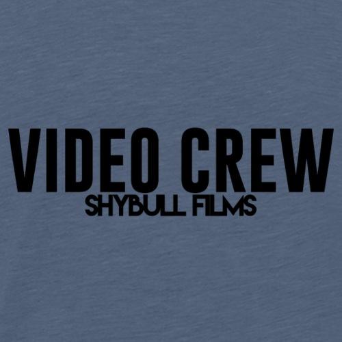 Video Crew - Men's Premium T-Shirt